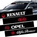 Автомобильный передний и задний наклейки окна авто наклейки на ветровое стекло для Buick Dodge Haval Renault Opel Kia Mitsubishi Skoda сиденье Вольво Форд