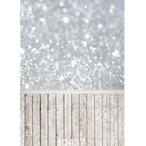 Image 2 - Christmas Party ภาพพื้นหลัง Silver Golden Sparkles ไม้ไวนิลฉากหลังสตูดิโอ Photo สำหรับเด็กของเล่นเด็กตุ๊กตา