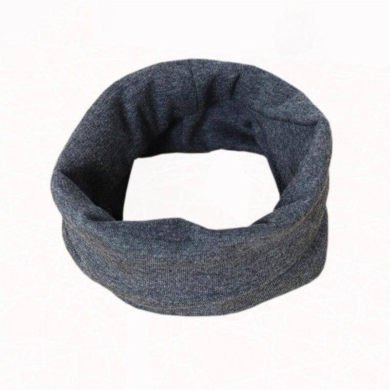 z dark grey scarf