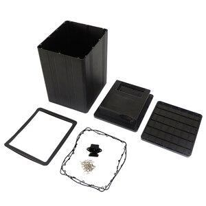 Image 5 - Caja de aluminio de batería 18650 de alta calidad con cubierta de plástico ABS