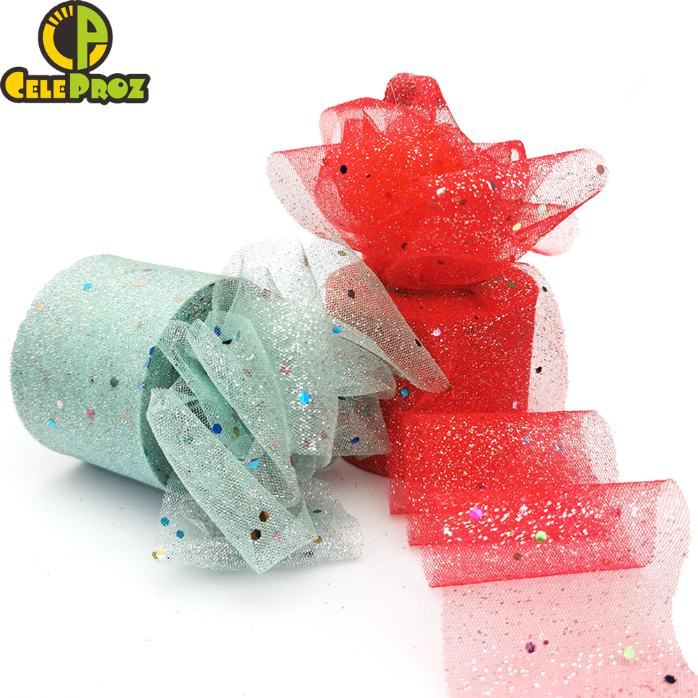 lots of colours Free Delivery Sparkle Glitter Ribbons Crafts * 5 metres