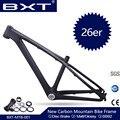 2020 Новинка BXT китайские карбоновые рамы 14 дюймов 26 углеродный набор рамок для горных велосипедов супер легкая детская карбоновая mtb рама 26er ...