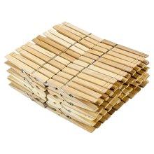 100 штук деревянных прищепок с пружинами сверхмощные катушки