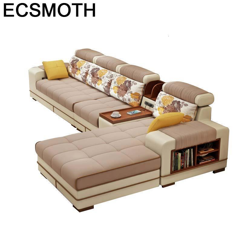 Do Salonu Sectional Puff Mobili Per La Casa Armut Koltuk Moderno Para Mobilya Set Living Room Furniture Mueble De Sala Sofa