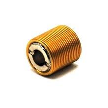 405-g-2 revestiu a lente de focalização de vidro para diodos azuis do laser de 405nm 450nm com suporte m9 * 0.5