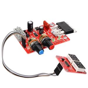 Image 3 - 新しい NY D01 スポット溶接機制御ボード 100A スポット溶接機の電流コントローラ制御パネルボードモジュール