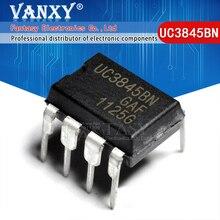 10PCS UC3845B DIP 8 UC3845A DIP8 UC3845AN UC3845BN UC3845 DIP new and original IC