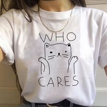 New Summer Print T Shirt Women Short Sleeve O Neck Fashion T