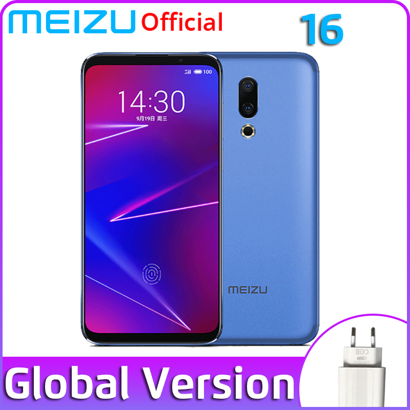 Meizu Snapdragon 710 16 6G 64gb GSM/CDMA/WCDMA/LTE Mcharge Octa Core In-Screen fingerprint recognition/face recognition title=
