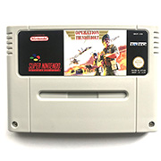 Operation Thunderbolt 16bits Game Cartidge For Pal Console