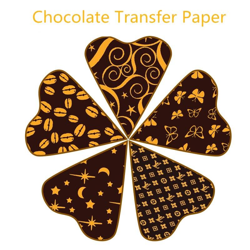 folha de transferencia chocolate papel comestivel 01