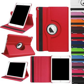 Case for Apple iPad 10.2 Case 7th 2019 Leather Smart Sleep Auto Awake Cover 360 Degree Rotating Funda Coque A2197 A2200 A2198 Tablets & e-Books Case Computer & Office -