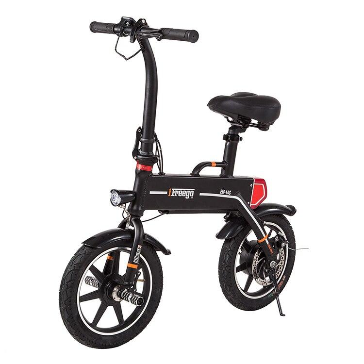 EM-14S  new folding electric bike EN 15194 CE certificate 3