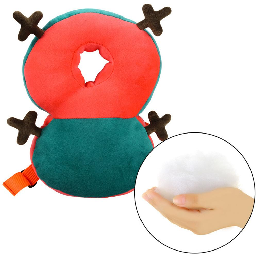 Baby Head Protector Pillow Adjustable Infant Safety Pad Cushion Prevent Head Injured