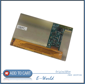 Original 7inch LCD screen LMS700JF04-002 LMS700JF04 free shipping