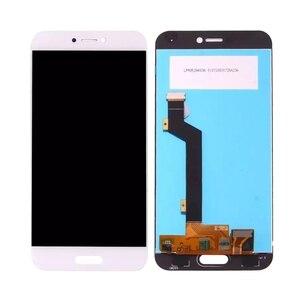 Image 4 - Orijinal lcd için xiaomi mi 5C ekran dokunmatik Panel ekran Digitizer meclisi için çerçeve ile xiaomi mi 5C M5C telefonu sensörü parçaları