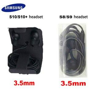 Image 5 - Samsung IG955 kulaklık toptan 5/10/20/50 adet 3.5mm mikrofon ile kablolu kulaklıklı AKG samsung Galaxy S10 S9 S8 smartphone