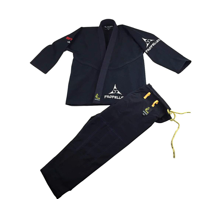 Jiu brésilien Jitsu Gi BJJ Gi pour hommes et femmes grappin gi uniforme Kimonos compétition professionnelle Judo costume - 4