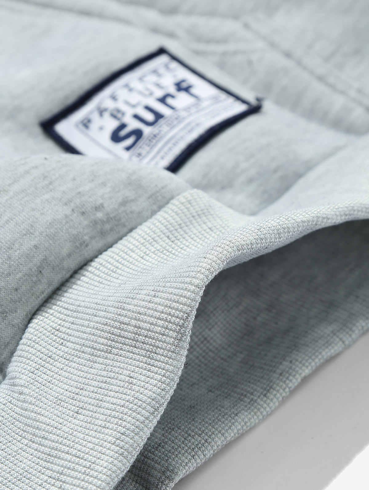ZAFUL 솔리드 컬러 파우치 포켓 플리스 까마귀 기본 후드 티셔츠 탑 심플 스타일 스웨터 가을 따뜻한 남성 소프트 후드