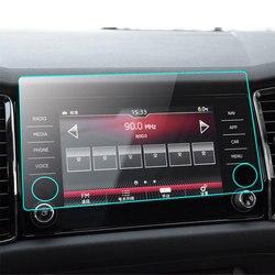 Закаленное стекло для Skoda kodiaq Bolero Amundsen 2017 2018, Защитная пленка для экрана автомобиля с GPS навигацией