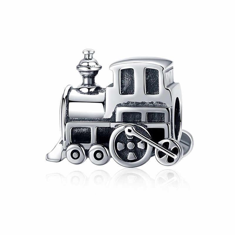 WOSTU 925 Sterling Silver Sentimentale Istantanee di Fascino Misura Branelli Originale Pandora Braccialetto Pendente Autentico FAI DA TE Monili Delle Donne