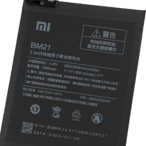 "Image 4 - Original Replacement Battery For XiaoMi Redmi Note Mi Note Note 5.7""  Redrice Note BM21 Genuine Phone Battery 2900mAh"
