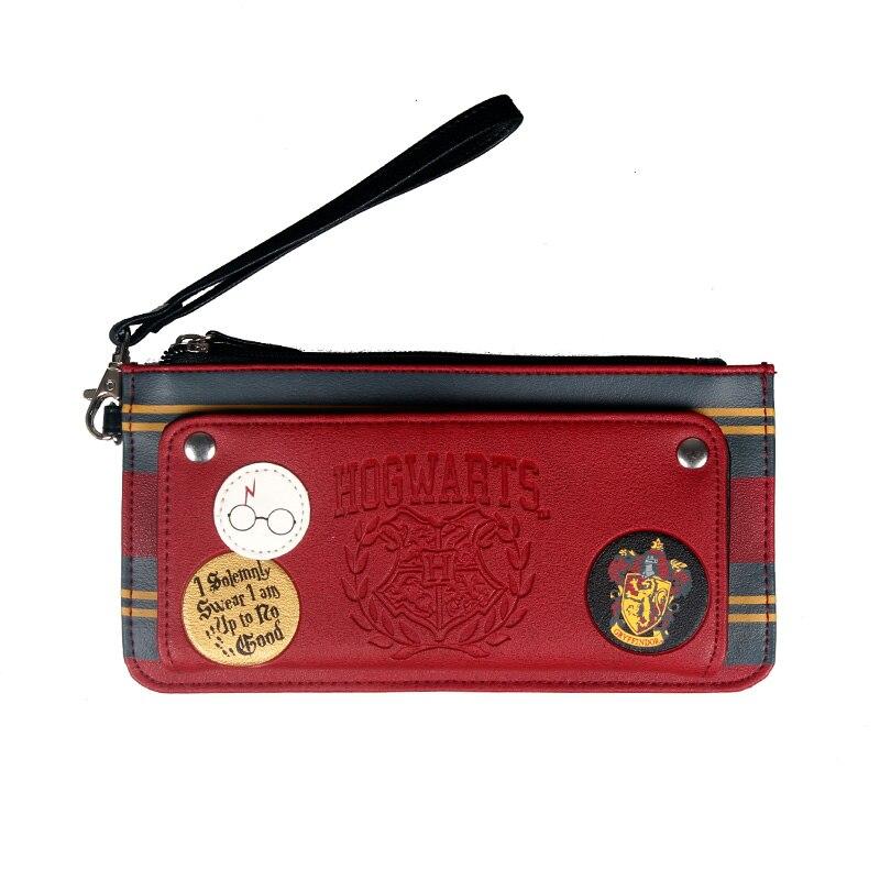 Hogwarts Fashion designer wallet Female Purse Lady Wallets Women Card Holder DFT5509
