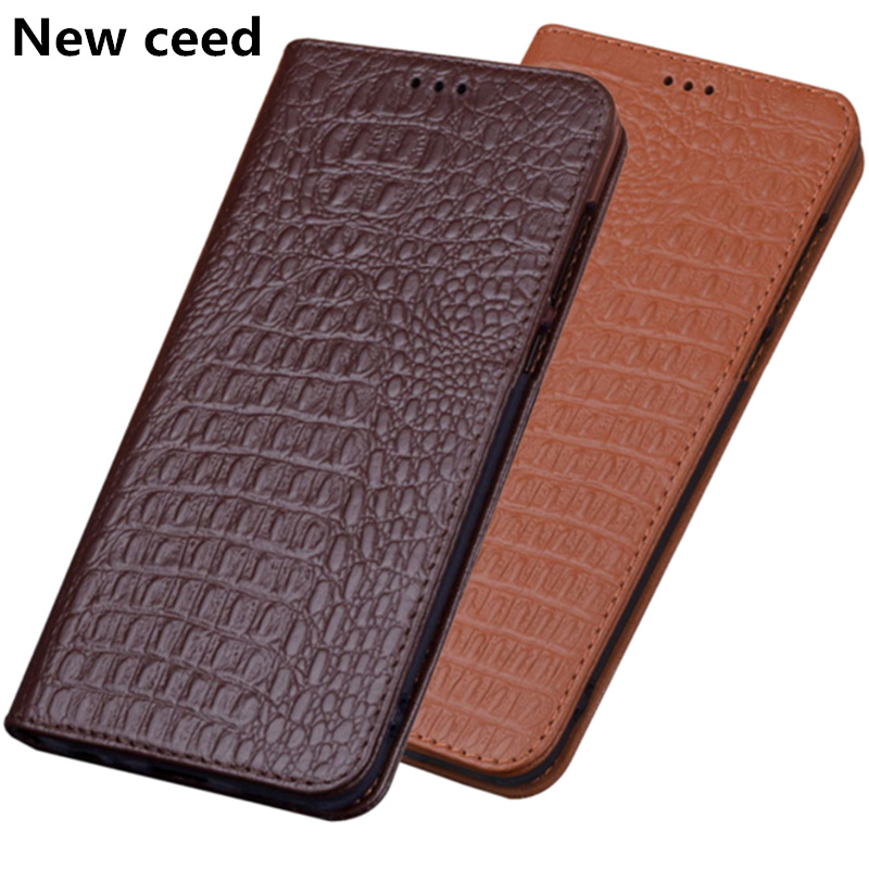Business genuine leather magnetic flip case for Umidigi One Pro case for Umidigi One Max/Umidigi One phone bag case stand capa фото