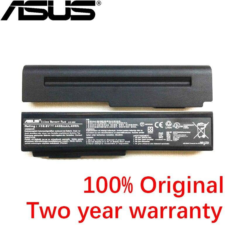 ASUS Original 4400mAh Laptop Battery For Asus N53S N53SV A32-M50 A32-N61 A32-X64 N53 A32 M50 M50s A33-M50 10.8V 47Wh