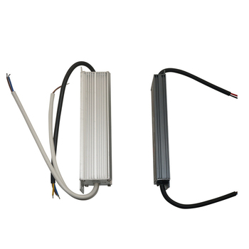 Ultra-thin waterproof LED power supply 45W/60W/100W/150W/200W/250W/300W outdoor 110V 220V AC to DC12V 24V led driver Transformer new new led strip power supply 110v 220v 264 v to 12v 10 a led driver ip67 waterproof ultra thin led light transformer 120w