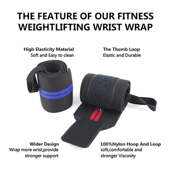 Adult Camo Wrist Support Crossfit or Lifting Wristbands