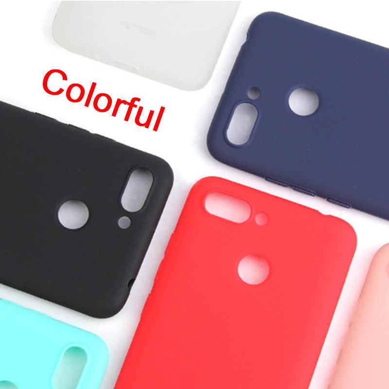 Para o Caso Protetor Para Xiaomi Redmi Nota 7 Redmi 6 5A Prime 4X4 À prova De Choque 3 Silicone macio de volta tampa do telefone Para A Nota 7 Pro Casco