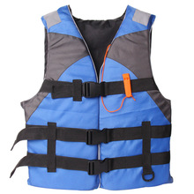 Professional Adults Life Vest Outdoor Rafting Life Jacket for Swimming Snorkeling Wear Fishing Drifting Kayaking Boating Suits