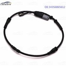 Rear Brake Pad Wear Sensor FOR BMW 2 Series F45 F46 X1 F48 MINI Cooper F54 F55 F56 F57 F60 OEM NO 34356865612 Alarm