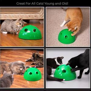 Image 5 - Katze Spielzeug Interaktive Pop Spielen Pet Spielzeug Ball Lustige Traning Katze Spielzeug Kratzen Gerät Für Katze Schärfen Klaue Kätzchen Spielzeug pet Liefern