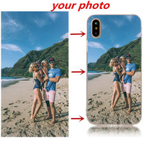 Custom Personalized Phone Case for Google Pixel XL 2 3 4 XL Lite XL Lite Cover Customized Picture Photo(China)
