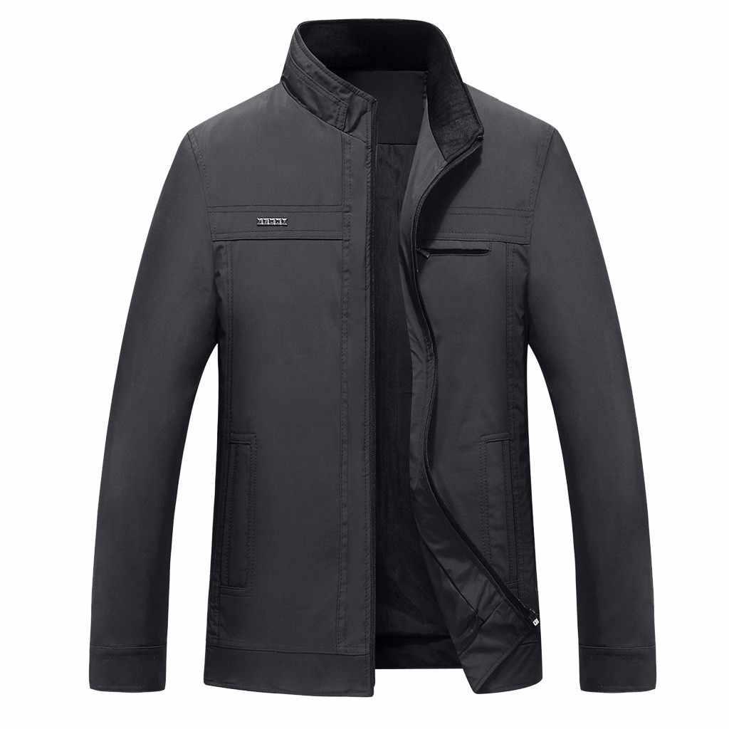 Moda erkek bombacı ceket Hip Hop yama tasarımları Slim Fit Pilot bombacı ceket kaban erkekler ceketler artı boyutu 3XL Dropship 10