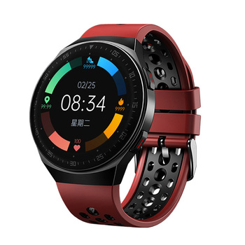 MT-3 Smart Watch Men Bluetooth Call Full Touch Screen 8G Memory Space 2020 New Smartwatch For Android IOS Sports Fitness Tracker 7