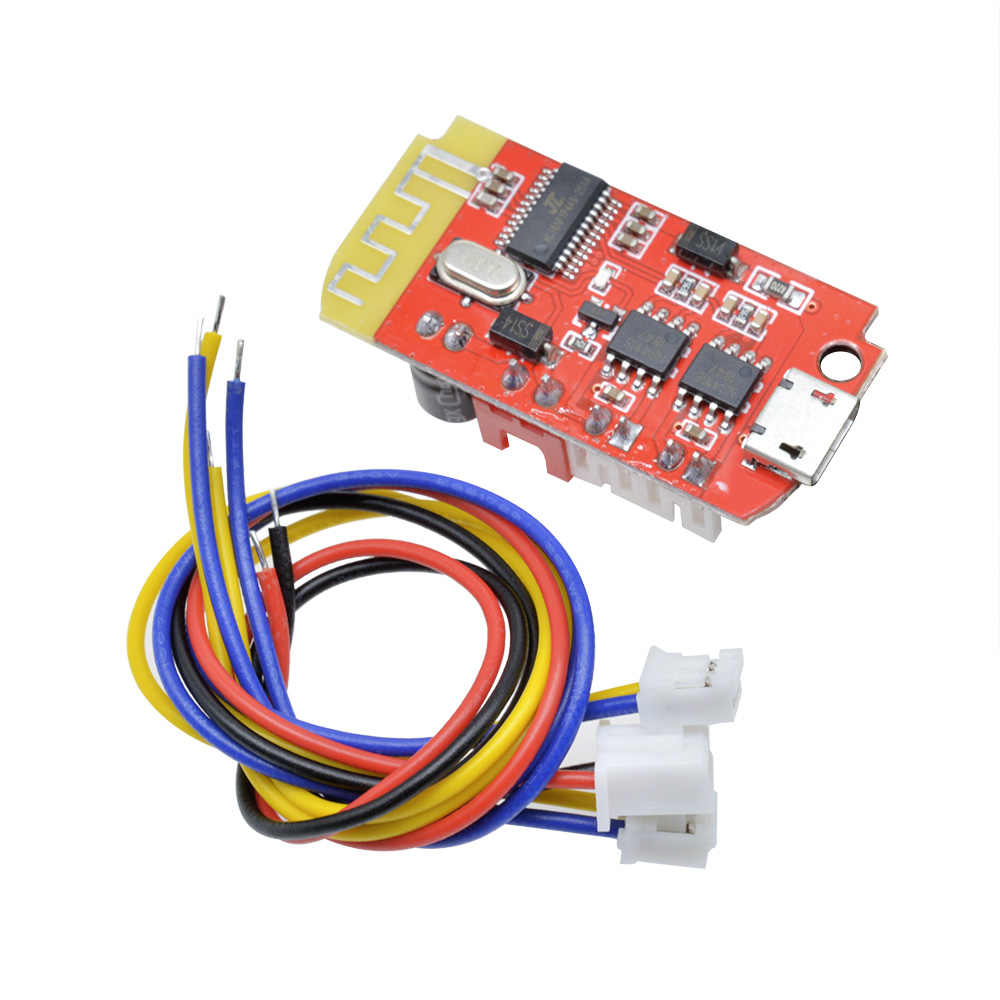 Digitale Audio Eindversterker Board Dual Bluetooth CT14 Micro 4.2 Stereo 5W + 5W Luidspreker Modificatie Sound Module micro USB