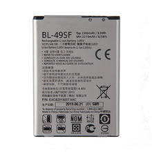 цена на Original BL-49SF Battery For LG H735T H525N G4 mini G4 Beat G4C G4S