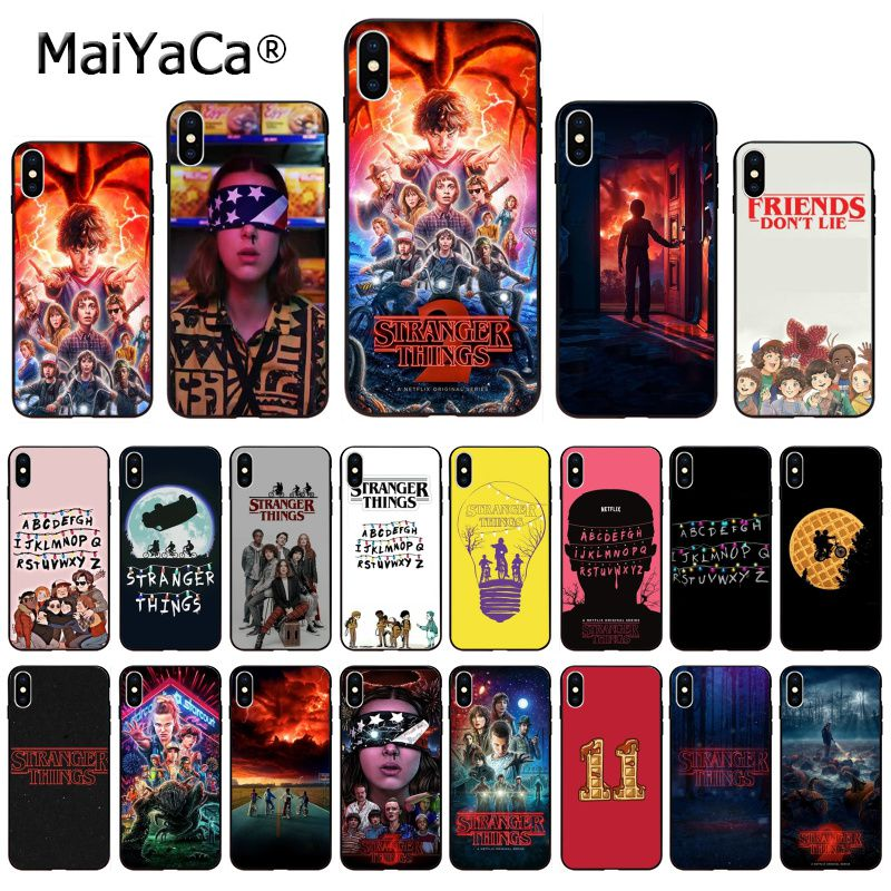 MaiYaCa TV Finn Wolfhard <font><b>Stranger</b></font> <font><b>Things</b></font> New Fashion <font><b>phone</b></font> <font><b>case</b></font> for Apple <font><b>iphone</b></font> 11 pro 8 7 66S Plus X 5S SE XS <font><b>XR</b></font> XS MAX fundas image