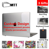 MTT Custom Design Case For Macbook Air Pro Retina 11 12 13 15 inch Touch Bar Cover for mac book pro 13.3'' Laptop Bag Sleeve