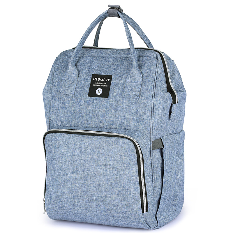 Multifunctional Waterproof Maternity Packages Diapers Bag Mummy Diaper Nappy Backpack Baby Stroller Diaper Bag Nursing Organizer