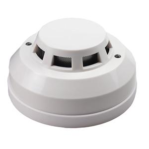 Image 5 - GZGMET détecteur de fumée photoélectrique 12V DC, capteur de sécurité incendie, capteur de sécurité incendie pour système dalarme filaire