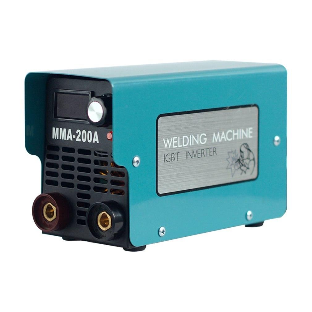Portable HITBOX ARC Welder 220V 120Amp Welding Machine IGBT Inverter MMA Welder