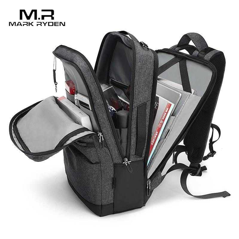 Mark Ryden Men Anti Theft Backpack 15.6