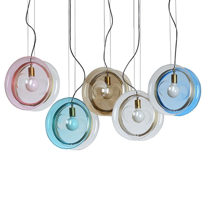 Lampen Industrieel Luminaire Suspendu Iron LED  Pendant Lights  Living Room  Hanging Lamp Hanging Ceiling Lamps