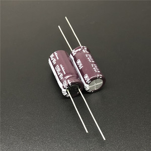5 шт./50 шт 1200 мкФ 16V NICHICON PA серии 10x20 мм низкое сопротивление миниатюрный размер затрудняетесь в выборе правильного размера? 16V1200uF Алюминий эле...