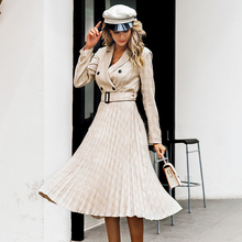 Fashion Winter Dresses Women 2019 New Dress Long Sleeve Boho Style Clothing Vintage Robe Femme Hot Sale