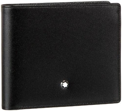 Montblanc Brieftasche 11cc 7162, Portafoglio Unisex Adulto